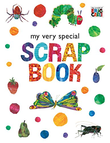 9780448450858: My Very Special Scrapbook (The World of Eric Carle)