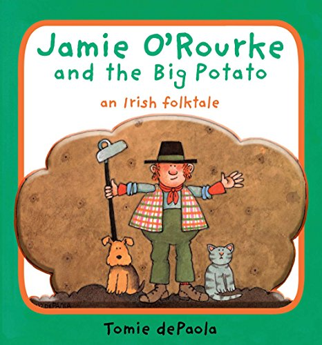 9780448450902: Jamie O'Rourke and the Big Potato: An Irish Folktale