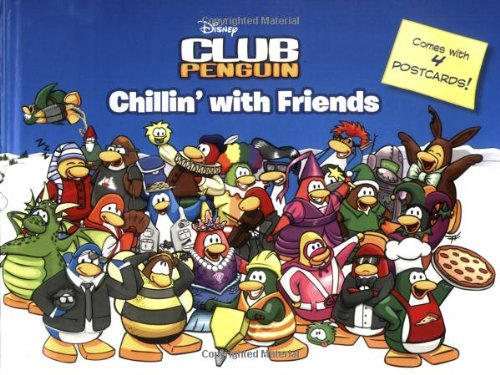 Chillin' with Friends (Disney Club Penguin): Olsen, Leigh