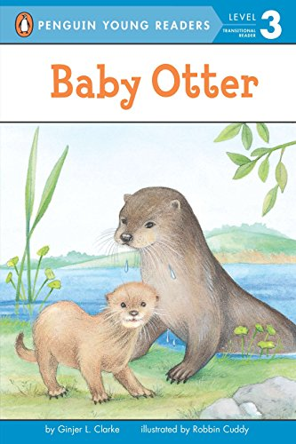 9780448451053: Baby Otter (Penguin Young Readers, Level 3)