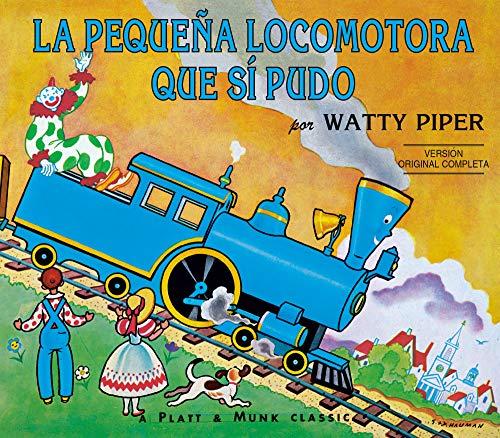 9780448451091: La Pequena Locomotora Que Si Pudo (Little Engine That Could (Paperback))