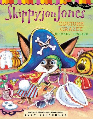 9780448451688: Costume Crazee (Skippyjon Jones)
