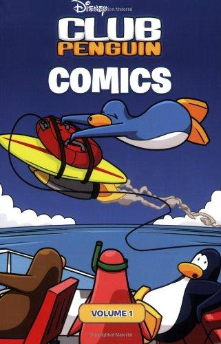 9780448451824: Club Penguin Comics: Volume 1 (Disney Club Penguin)