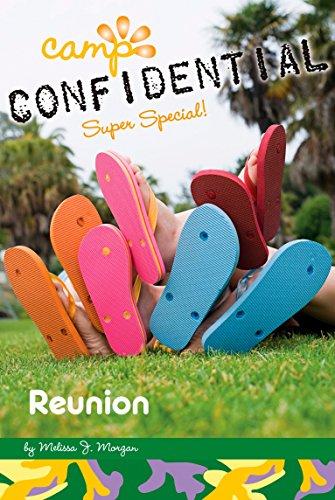 9780448451879: Reunion #21: Super Special (Camp Confidential)