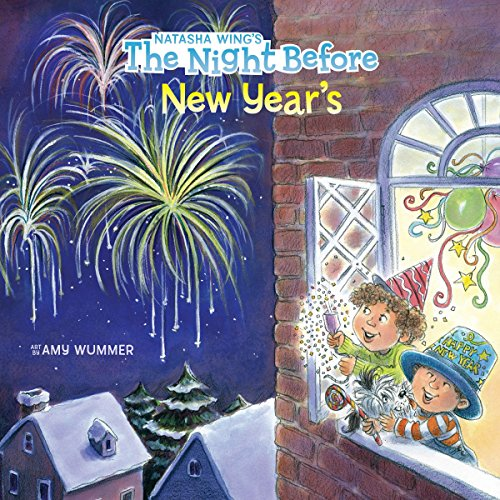 9780448452128: The Night Before New Year's