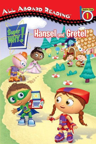9780448452203: Hansel and Gretel (Super WHY!)