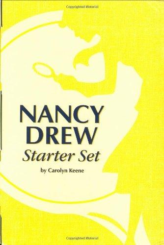 9780448452326: Nancy Drew Starter Set
