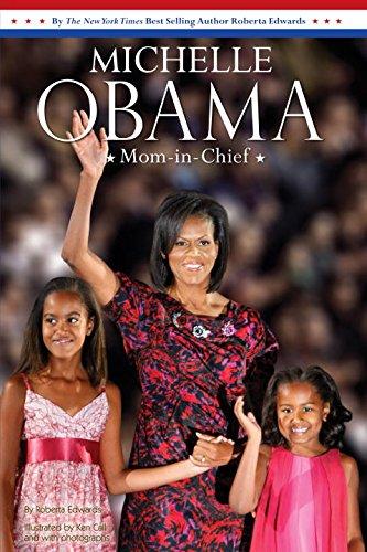 9780448452562: Michelle Obama: Mom-in-Chief