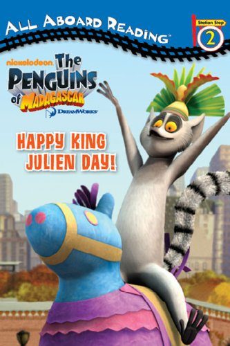 Happy King Julien Day! (The Penguins of: London, Olivia