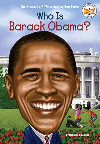 9780448453309: Who Is Barack Obama? (Who Was?)