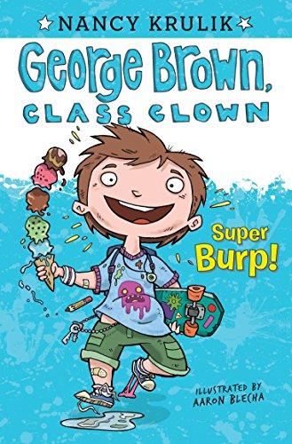 9780448453675: Super Burp! #1 (George Brown, Class Clown)