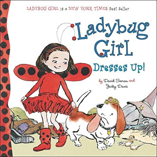 9780448453736: Ladybug Girl Dresses Up!