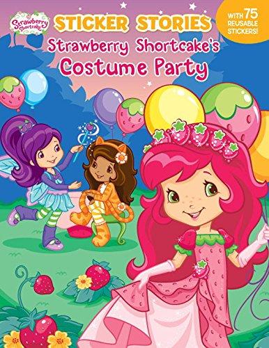 9780448453804: Strawberry Shortcake's Costume Party