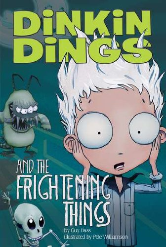 9780448454313: Dinkin Dings and the Frightening Things