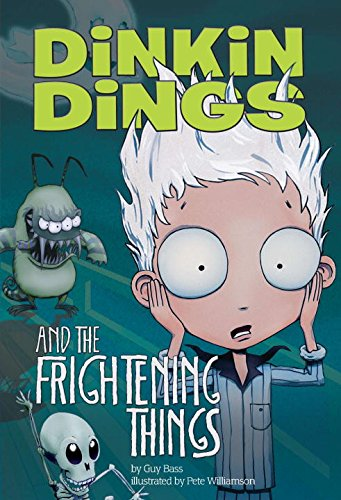 9780448454320: Dinkin Dings and the Frightening Things