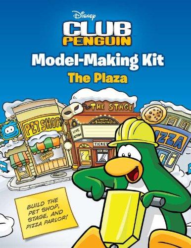 9780448454375: Disney Club Penguin Model-Making Kit