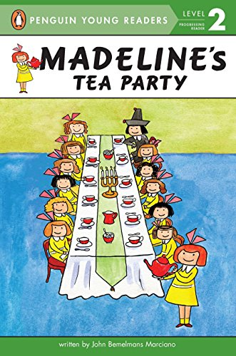 9780448454399: Madeline's Tea Party (Penguin Young Readers. Level 2)