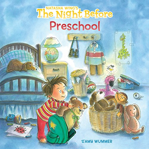9780448454511: The Night Before Preschool