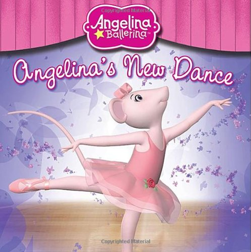 9780448454535: Angelina's New Dance (Angelina Ballerina)