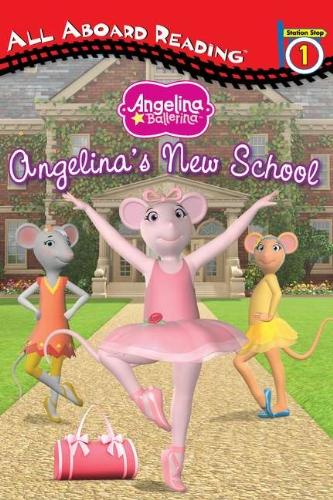 9780448454542: Angelina's New School (Angelina Ballerina)