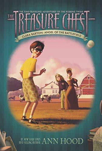 9780448454719: Clara Barton #1: Angel of the Battlefield (The Treasure Chest)