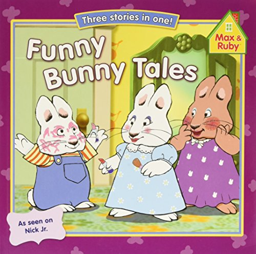 9780448455341: Funny Bunny Tales (Max and Ruby)