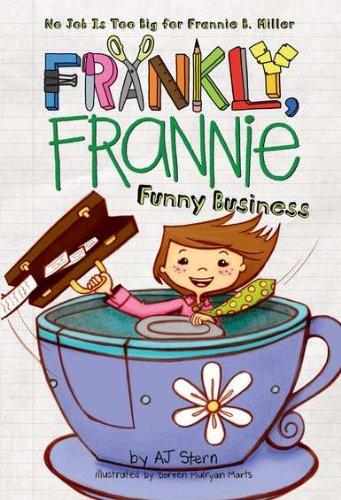 Funny Business (Frankly, Frannie): Stern, AJ