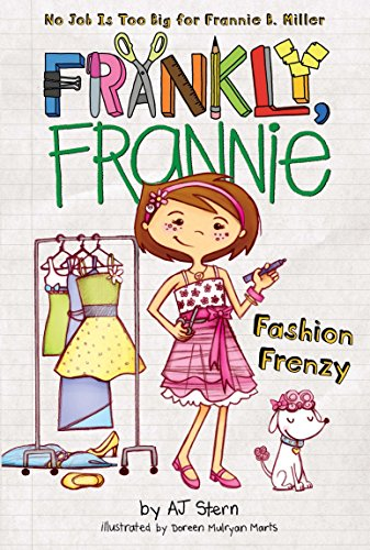 9780448455440: Fashion Frenzy (Frankly, Frannie (Quality))