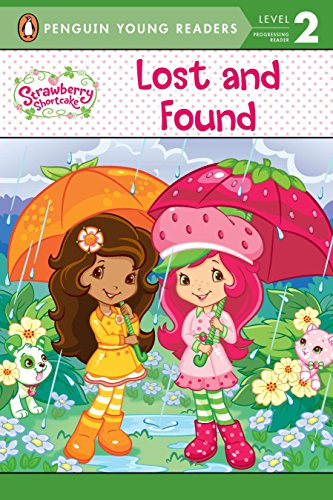 Lost and Found (Strawberry Shortcake): Jacobs, Lana