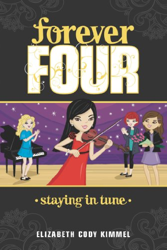 9780448455518: Staying in Tune #4 (Forever Four)