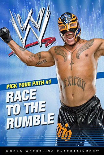 9780448455556: Race to the Rumble #1 (WWE)