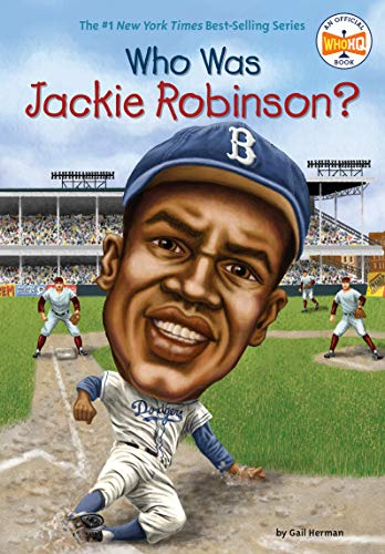 9780448455570: Who Was Jackie Robinson?