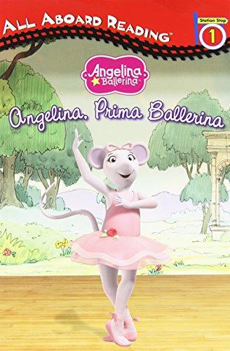 9780448455624: Angelina, Prima Ballerina