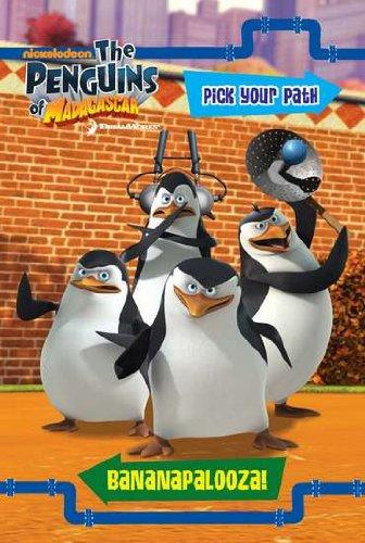 9780448455716: Bananapalooza! (The Penguins of Madagascar)