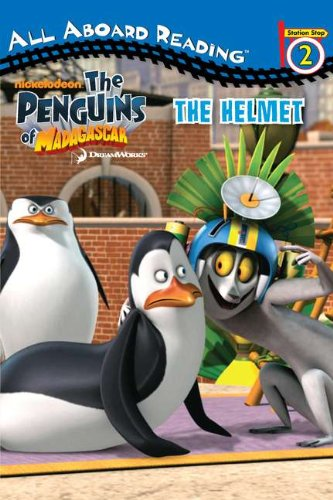 The Helmet (The Penguins of Madagascar): Hapka, Cathy