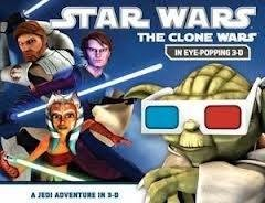 9780448455839: Star Wars The Clone Wars: A Jedi Adventure in 3-D