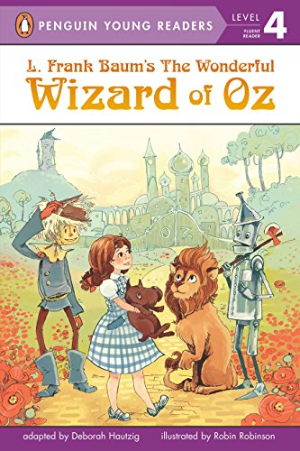 9780448455884: L. Frank Baum's Wizard of Oz (Penguin Young Readers, Level 4)