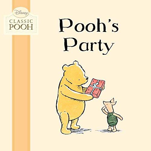 9780448455907: Pooh's Party (Disney Classic Pooh)