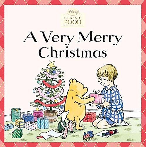 9780448455914: A Very Merry Christmas (Disney Classic Pooh)