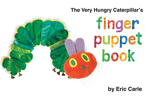 9780448455976: The Very Hungry Caterpillar's Finger Puppet Book (The World of Eric Carle)