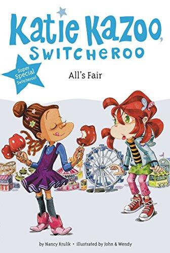 9780448456829: All's Fair (Katie Kazoo, Switcheroo)