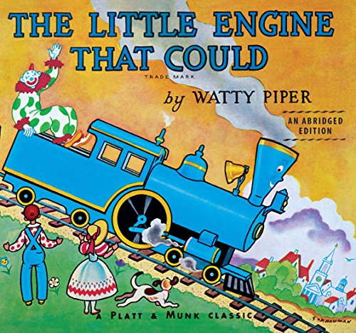9780448457147: The Little Engine That Could: An Abridged Edition