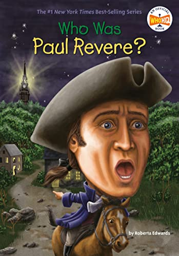 9780448457154: Who Was Paul Revere?