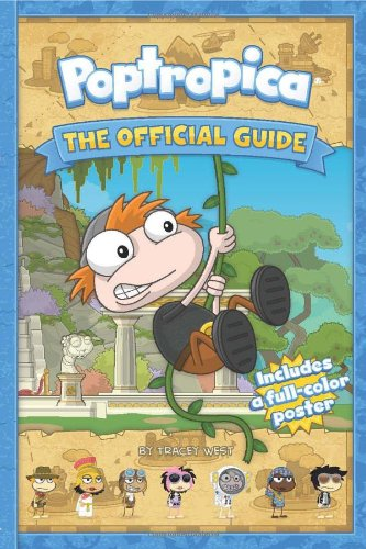 9780448457260: Poptropica: The Official Guide