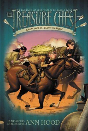 Crazy Horse #5: Brave Warrior (The Treasure: Hood, Ann