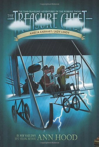 9780448457413: Amelia Earhart #8: Lady Lindy (The Treasure Chest)