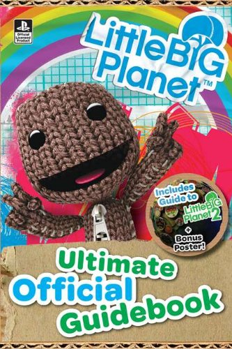 Prime 9780448457628 Little Big Planet Ultimate Official Guidebook Birthday Cards Printable Riciscafe Filternl