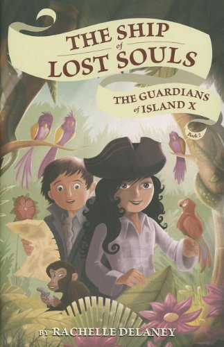 9780448457789: The Guardians of Island X #2 (The Ship of Lost Souls)