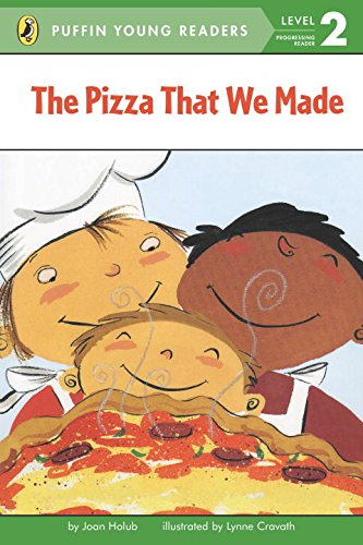 9780448457987: The Pizza that We Made (Puffin Young Reader - Learning Volume - 2)