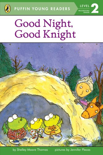 9780448457994: Good Night, Good Knight (Puffin Young Reader - Learning Volume - 2)